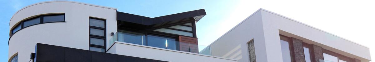伸栄ホームの新築バナー